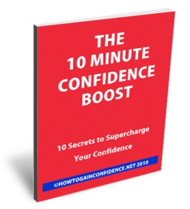 How to Gain Confidence
